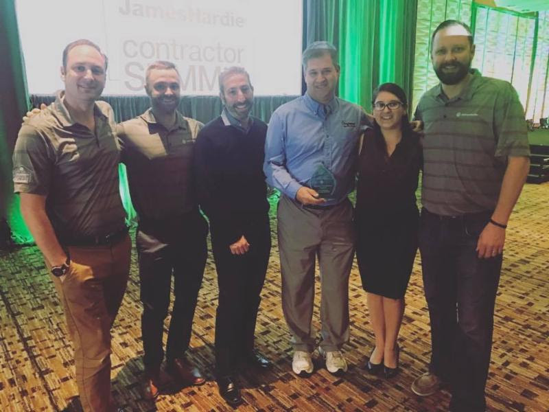 James Hardie Siding Conference