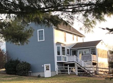 Methuen MA House With New Siding & Windows